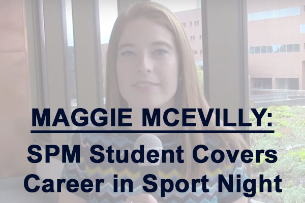 Career-In-Sport-Night-Video-Coverage