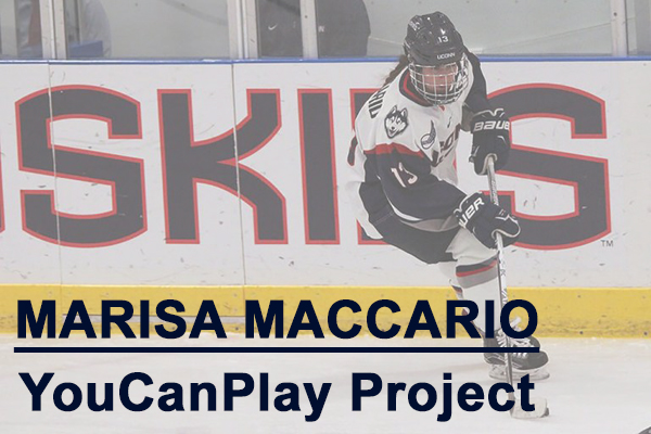 WIH player, Marisa Maccario