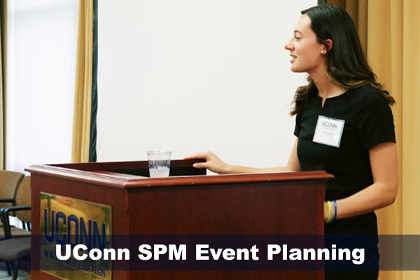 Cristy Vincente at SPM event, summer 2017
