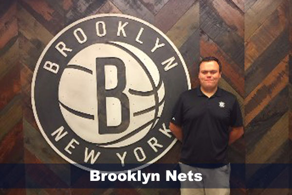 Paul Wetteman's internship experience at the Brooklyn Nets