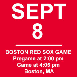 boston red sox event