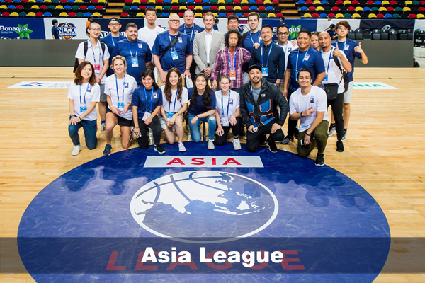Asia League summer 2018