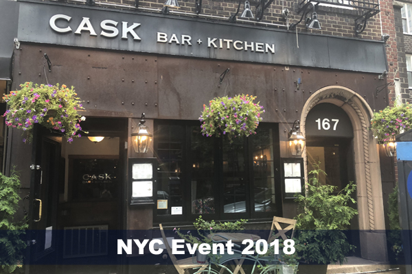 CASK Bar and Kitchen in NYC