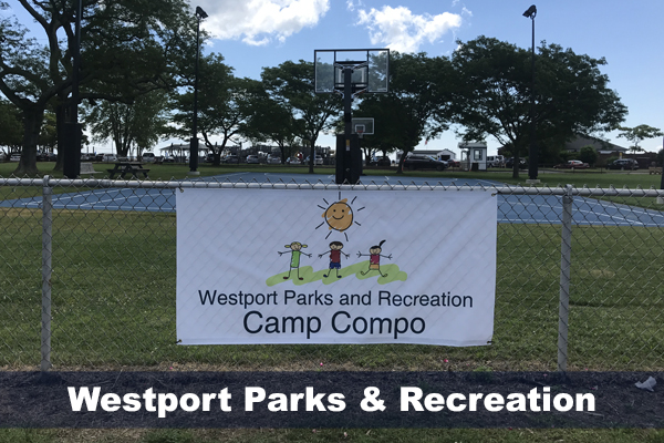 Westport parks and rec logo