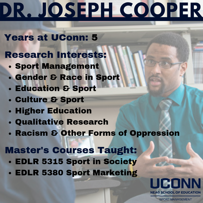 Joseph Cooper facts