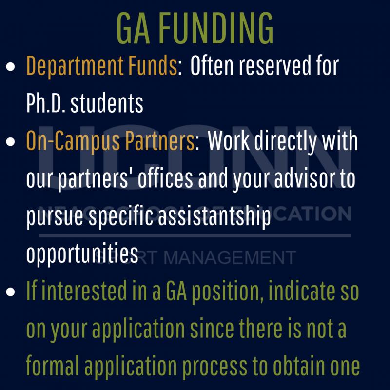 GA funding examples