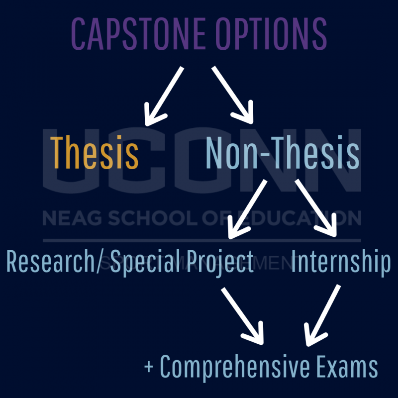 Capstone choices