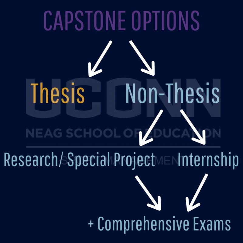 Capstone choices