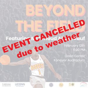 Event cancelled due to weather