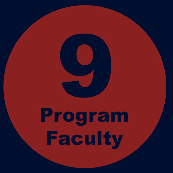 9 Program Faculty