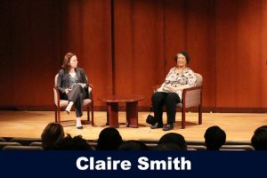 Interview between Dr. Jennie McGarry and Claire Smith